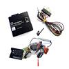 Lenkradfernbedienung Interface+JVC Adapter Kabel für AUDI (Quadlock)