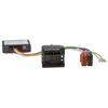 Lenkradfernbedienung Interface+JVC Adapter Kabel für OPEL Corsa D Facelift