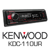 KENWOOD KDC-110UR USB/MP3/CD/AUX/RDS Autoradio - PRO102 (KDC-110UR)