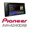 PIONEER AVH-A240DAB 2-DIN Autoradio CD/USB/DAB+ (AVH-A240DAB) - PRO105