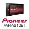 PIONEER 2-DIN Autoradio Multimedia Receiver iPhone/DVD/MP3 (AVH-A210BT) PRO105