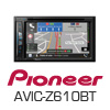 PIONEER AVIC-Z610BT 2-DIN Autoradio Navigation/DVD/USB/AUX (AVIC-Z610BT)-PRO105