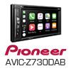 PIONEER AVIC-Z730DAB 2-DIN Autoradio Navigation/DVD (AVIC-Z730DAB) - PRO105