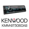 KENWOOD KMM-BT506DAB Autoradio-Set für Marine/Boot/Yacht/Schiff