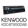 KENWOOD KDC-BT950DAB 1-DIN Autodadio mit CD/DAB+/USB - PRO102 (KDC-BT950DAB)