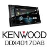 KENWOOD 2-DIN Autoradio Multimedia Receiver DAB/DVD/iPhone (DDX4017DAB) PRO105