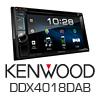 KENWOOD 2-DIN Autoradio Multimedia Receiver DAB/DVD/iPhone (DDX4018DAB) PRO105