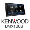 KENWOOD 2-DIN Autoradio Multimedia Receiver iPhone/USB/MP3 (DMX100BT) PRO105