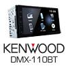 KENWOOD 2-DIN Autoradio Multimedia Receiver iPhone/USB/MP3 (DMX110BT) PRO105