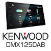 KENWOOD DMX125DAB 2-DIN DAB+ Autoradio (DMX125DAB) - PRO105