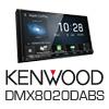 KENWOOD DMX8020DABS Autoradio-Set für OPEL Corsa D - 2006-2011