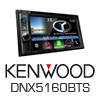 KENWOOD DNX5160BTS 2-DIN Autoradio Navigation/DVD/USB (DNX5160BTS) - PRO105
