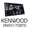 KENWOOD DNX5170BTS 2-DIN Autoradio Navigation/DVD/USB (DNX5170BTS) - PRO105