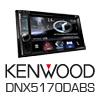 KENWOOD DNX5170DABS 2-DIN Autoradio Navigation/DVD/USB/AUX - 4x50 W - PRO105