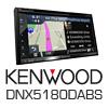 KENWOOD DNX5180DABS 2-DIN Autoradio Navigation/DVD/USB/AUX - 4x50 W - PRO105