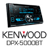 KENWOOD DPX5000BT 2-DIN Autoradio CD/USB/AUX (DPX5000BT) - PRO105