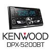 KENWOOD DPX5100BT 2-DIN Autoradio CD/USB/AUX (DPX5100BT) - PRO105