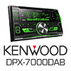 KENWOOD DPX7000DAB 2-DIN Autoradio DAB+/CD/USB (DPX7000DAB) - PRO105