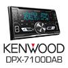 KENWOOD DPX7100DAB 2-DIN Autoradio DAB+/CD/USB (DPX7100DAB) - PRO105