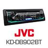 JVC KD-DB902BT-ANT USB/iPod/iPhone/DAB/Bluteooth (KD-DB902BT) - PRO102