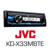 JVC Marine/Boot/Yacht/Schiff Digital-Radio KD-X33MBTE - USB/BLUETOOTH/MP3