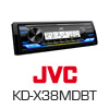 JVC Marine/Boot/Yacht/Schiff Digital-Radio KD-X38MDBT - DAB+/USB/BLUETOOTH/MP3