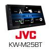JVC 2-DIN Autoradio Multimedia Receiver iPhone/DVD/MP3 (KW-M25BT) PRO105