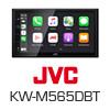 JVC 2-DIN Autoradio/Radio Carplay/Android/DAB+ (KW-M565DBT)