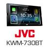 JVC KW-M730BT 2-DIN Autoradio CARPLAY/USB (KW-M730BT) - PRO105