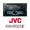 JVC KW-R520E 2-DIN Autoradio CD/USB/AUX (KW-R520E) - PRO105