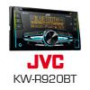 JVC KW-R920BTE 2-DIN Autoradio CD/USB/AUX (KW-R920BTE) - PRO105