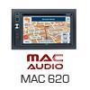 MAC AUDIO MAC620 2-DIN NAVI/Bluetooth Autoradio/Radio (1508410) PRO105