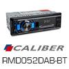 CALIBER RMD052DAB-BT 1-DIN Autoradio mit Bluetooth/USB/MP3/SD/DAB+