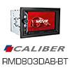 CALIBER 2-DIN Autoradio Multimedia Receiver DAB/MP3 (RMD803DAB-BT) PRO105