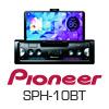 PIONEER SPH-10BT Autoradio-Set für SMART Roadster Typ 452