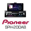 PIONEER SPH-20DAB Smartphone DAB+ Autoradio - PRO102 (SPH-20DAB)