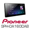 PIONEER 2-DIN DAB+/Bluetooth/Apple CarPlay Autoradio - 4x50W (SPH-DA160DAB)
