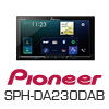 PIONEER 2-DIN DAB+/Bluetooth/Apple CarPlay Autoradio - 4x50W (SPH-DA230DAB)