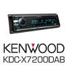 KENWOOD KDC-X7200DAB Autoradio-Set für LKW/Truck/Bus/24 Volt/24V
