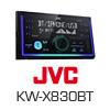 JVC KW-X830BT 2-DIN Autoradio USB/AUX (KW-X830BT) PRO105