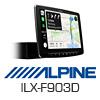 "ALPINE iLX-F903D 1-DIN 23cm (9"") USB/Carplay/Android/DAB+ Multimedia Autoradio"