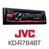 JVC KD-R784BT USB MP3 CD iPhone Autoradio Radio Receiver - PRO102 (KD-R784BT)