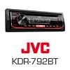 JVC KD-R792BT USB MP3 CD iPhone Autoradio Radio Receiver - PRO102 (KD-R792BT)