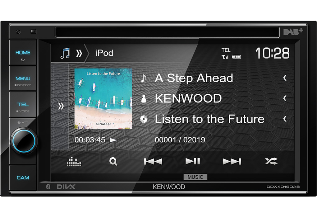 kenwood ddx4019dab autoradio set f r vw passat b6 3c cc. Black Bedroom Furniture Sets. Home Design Ideas